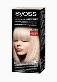 <b>Syoss Краска для волос Color</b> 10-1 Перламутровый блонд, 115 мл