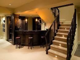 bar basement luxury estate home basement lighting options 1