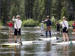 Stand Up Paddle Boarding Rentals for Group Excursions