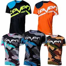 2019 seven mx motocross jersey mountain bike equipation cycling quick dry bicycle man downhill