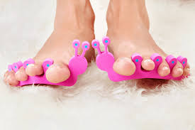 Pedicure <b>Toe Separator</b> Reviews ❤️ Show Your Toes You Care!
