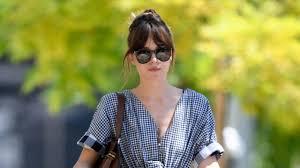 Dakota Johnson's Perfect <b>Summer</b> Dress Is By an Ethical <b>Fashion</b> ...
