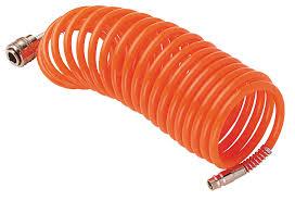 <b>Шланг спиральный</b> с фитингами рапид (5 м; <b>8x10</b> мм) <b>FUBAG</b> ...