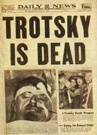 「1940, Lev Davidovich Trotsky killed」の画像検索結果