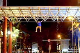 '<b>Cool</b>' stunts get <b>parkour</b> youth in hot water with town council, Latest ...