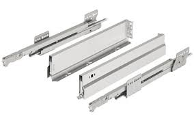 Drawer side runner system, <b>Nova Pro deluxe</b> drawer set - in the ...