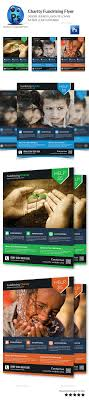 charity fundraising flyer templates by afjamaal graphicriver charity fundraising flyer templates corporate flyers