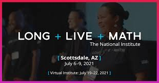 <b>LONG</b> + <b>LIVE</b> + MATH: The National Institute