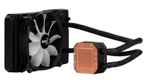 <b>Водяное охлаждение Aerocool Pulse</b> L120F RGB - купить по цене ...