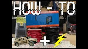 Installing a Step Down Converter on a Humvee 24/<b>12 volt</b> converter ...