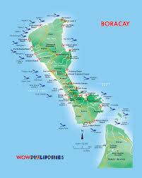 boracay maps