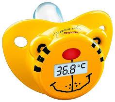 Электронный <b>термометр</b>-соска <b>Beurer</b> BY 20 / <b>JFT 20</b> — купить по ...