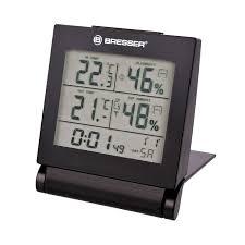 <b>Метеостанция BRESSER MyTime Travel</b> AlarmClock, термодатчик
