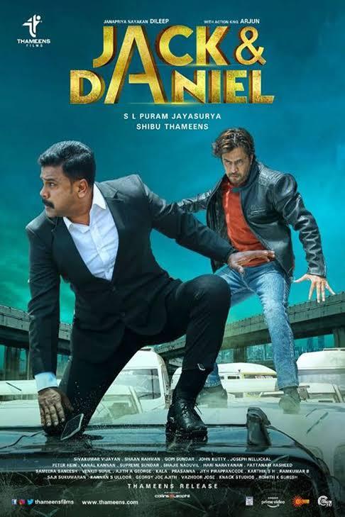 Jack & Daniel (2020) Hindi Dubbed 1080p HDRip Download