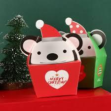 Apple Box Merry Christmas <b>Eve</b> Packaging Box Carton 14x7.5x6cm ...