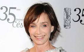 Kristin Scott Thomas, the actress, remains tight-lipped about her failed marriage to Francois Olivennes. - kristin-Scott-Thom_1934597a