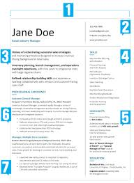 doc 638826 what a professional resume should look like what your resume should look like in 2017