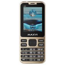 Характеристики модели <b>Телефон MAXVI X11</b> на Яндекс.Маркете