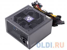 <b>Блок питания Chieftec</b> 650W Retail CPS-650S [FORCE] — купить ...