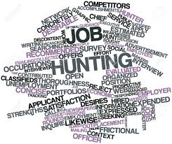 abstract word cloud for job hunting related tags and terms abstract word cloud for job hunting related tags and terms stock photo 17319878