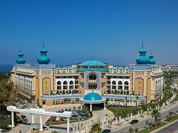 <b>Crystal Sunset Luxury Resort</b> & Spa - Consul Travel Service