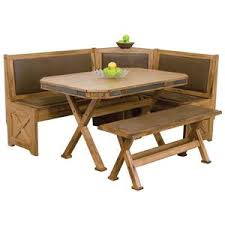 sunny designs sedona breakfast nook set breakfast furniture sets