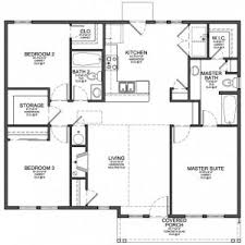 Likeable House Plans With Open Floor Plan Design With Bedroom    Pretty house plans   open floor plan design plus floor open floor plans house plans modern