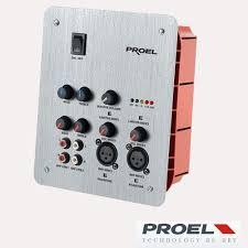 Инсталляционный микшерный <b>пульт Proel Prew</b>