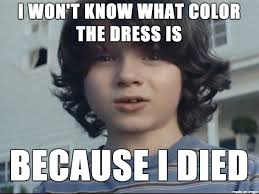Good job, Internet. Your #TheDress jokes cured the blues via Relatably.com