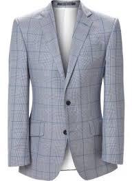 BLUE PRINCE OF WALES CHECK <b>HYDE</b> SUIT | flow | Suits, <b>Mens</b> ...