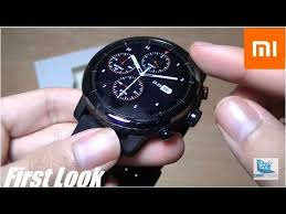 Unboxing: <b>Xiaomi Amazfit Pace</b> 2 (<b>Stratos</b> Smartwatch) - YouTube