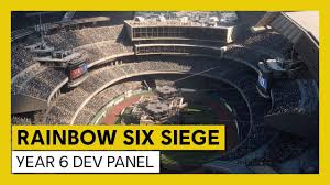 <b>Tom Clancy's Rainbow Six</b> Siege - Future of Siege - Year 6 Dev ...