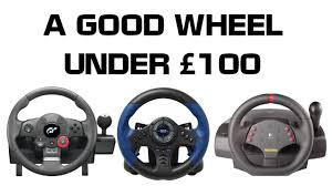 Can You Get A Good Racing <b>Wheel</b> For Under £100? - YouTube