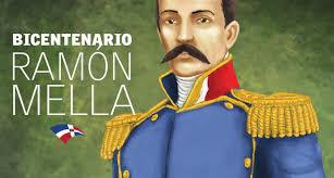 Resultado de imagen para ¿Quién fue Matías Ramón Mella?