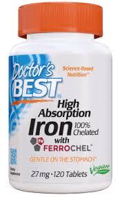 <b>High Absorption Iron</b>