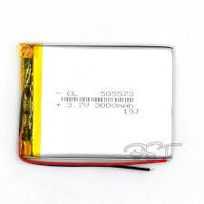 <b>5Pcs 3.7V</b> Polymer <b>Lithium</b> Battery 392263 Rechargeable <b>Li ion</b> Cell ...