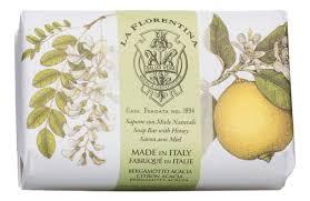 Купить <b>мыло Acacia Bergamotto Saponetta</b> La Florentina — мыло ...