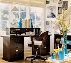 white color themed cool home white color themed cool home office design inspirations with sweet brown blue brown home office
