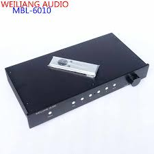 WEILIANG AUDIO refer to MBL6010D <b>fully balanced</b> preamplifier ...