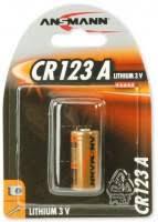 <b>Ansmann</b> 1xCR123A – купить <b>батарейка CR123</b>, сравнение цен ...