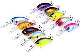 <b>1PCS</b> Crankbait Fishing Lures Wobbler Lifelike Swimbait <b>Hard</b> Bait ...