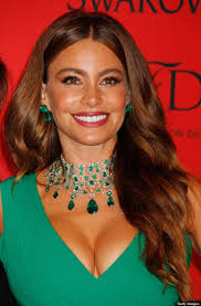 she told reporters, laughing. The jewels and the makeup could maybe be replicated, we suppose, but those curves? Unlikely. sofia vergara - o-SOFIA-VERGARA-570