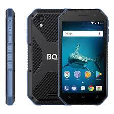 Смартфон <b>BQ 4077</b> Shark Mini Black Blue — купить в интернет ...
