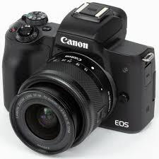 Обзор системной беззеркальной камеры <b>Canon EOS M50</b>