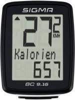 <b>Sigma Sport BC</b> 9.16 (SD09160) – купить <b>велокомпьютер</b> ...