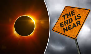 END OF THE WORLD predicted during August solar eclipse, say ...
