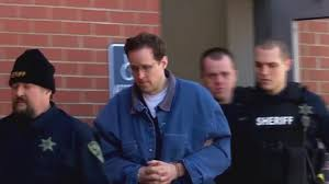 police officer killed com jurors watch interview ambush suspect eric frein police officer