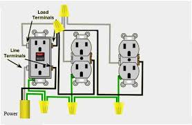 wiring diagram for gfci outlet wiring image wiring cooper gfci outlet wiring diagram wiring diagram schematics on wiring diagram for gfci outlet