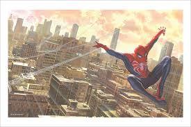 <b>Marvel's Spider</b>-<b>Man</b>: Alex Ross (<b>print</b>) - Nucleus | Art Gallery and ...