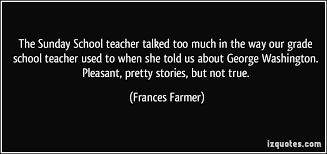 Famous quotes about 'Sunday School' - QuotationOf . COM via Relatably.com